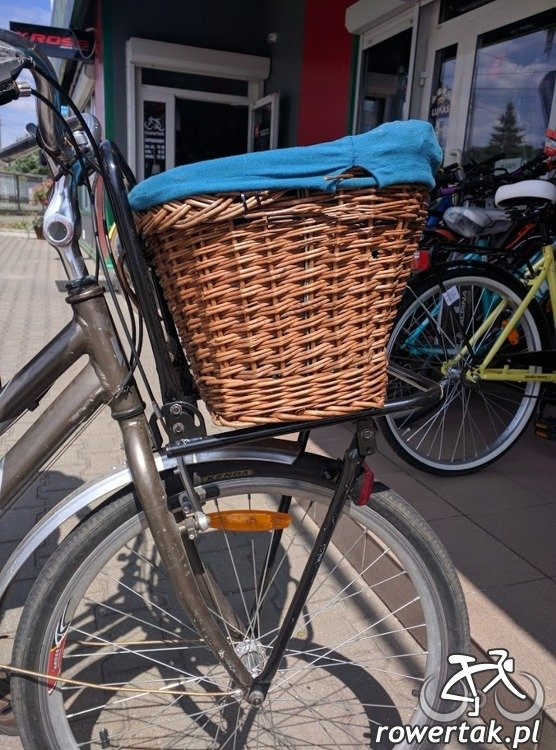 eecd67d6f16f4c Bagażnik rowerowy PRZEDNI Ventura   Akcesoria \ Bagażniki rowerowe ...