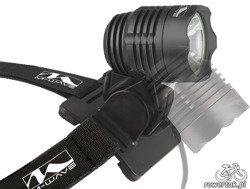 Lampa przód bateryjna POWER LED ULTRA 900 CREE M-Wave