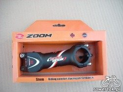 WSPORNIK KIER ZOOM 3D AHEAD 31,8mm BLACK 100mm BOX